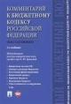 Комментарий к бюджетному кодексу РФ. Постатейный